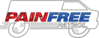 PainFree Patrol Logo